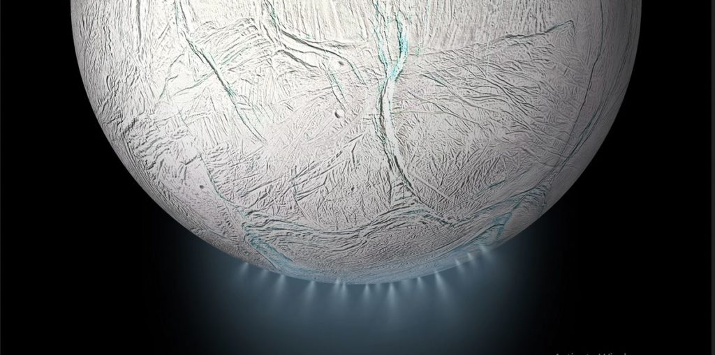 The undiscovered South Pole of the Moon.