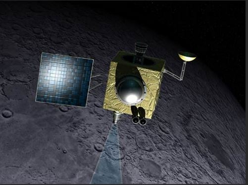 Chandrayaan 2 to separate the landing module soon.