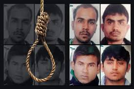 nirbhay case convicts to be hanged